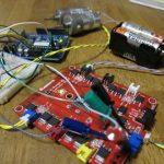Arduino+ダイセンモータードライバ