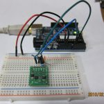 Arduino+方位センサー