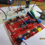 Arduino+ダイセンモータードライバー(その2)