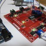 Arduino+ダイセンモータードライバー(その3)