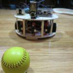 自走BeagleBoard(その4:OpenCVでボール認識)