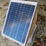 ポータブル太陽光発電システム