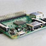 新しいRaspberry Pi Model A+