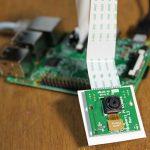 【Raspberry Pi 2】 RasPiカメラモジュール